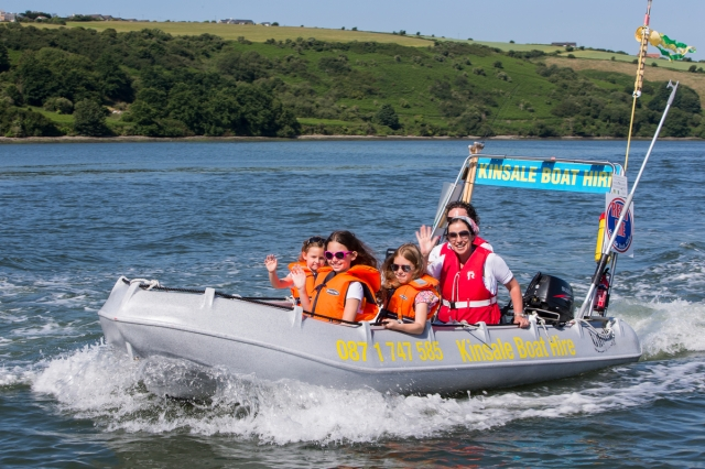 Kinsale, Co. Cork, Ireland; 10th July 2013: Photograph: David Branigan/Oceansport